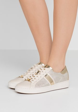 KEATON STRIPE  - Sneakers laag - pale gold