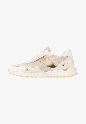 Sneakers - pale gold
