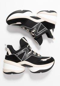 MICHAEL Michael Kors - Sneakers laag - black - 3