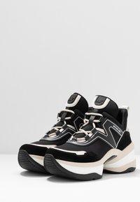 MICHAEL Michael Kors - Sneakers laag - black - 4
