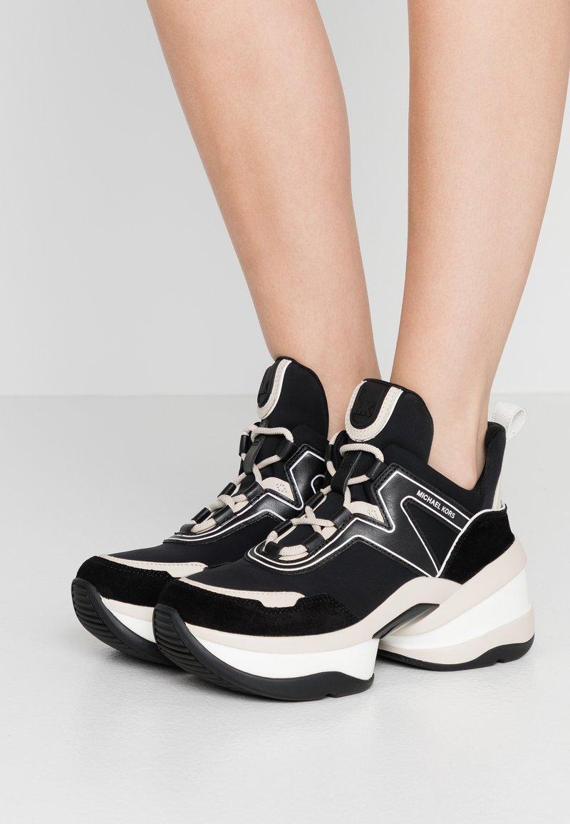 MICHAEL Michael Kors - Sneakers laag - black