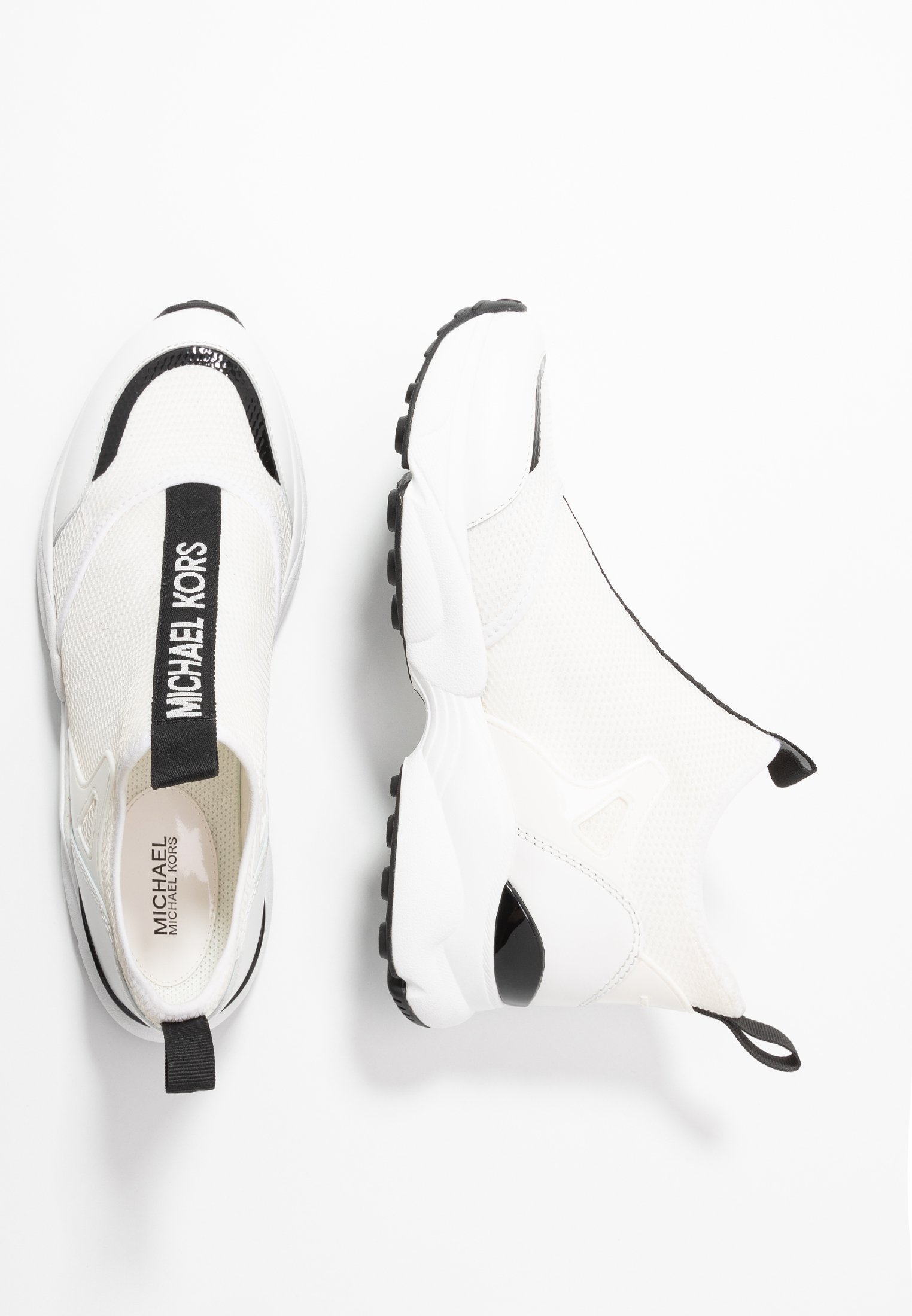 Michael Kors Sneakers Alte - Optic White Ys4Jd
