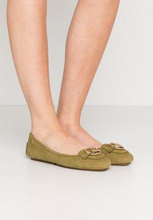 LILLIE - Ballet pumps - pistachio