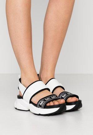 Sandalen - optic white