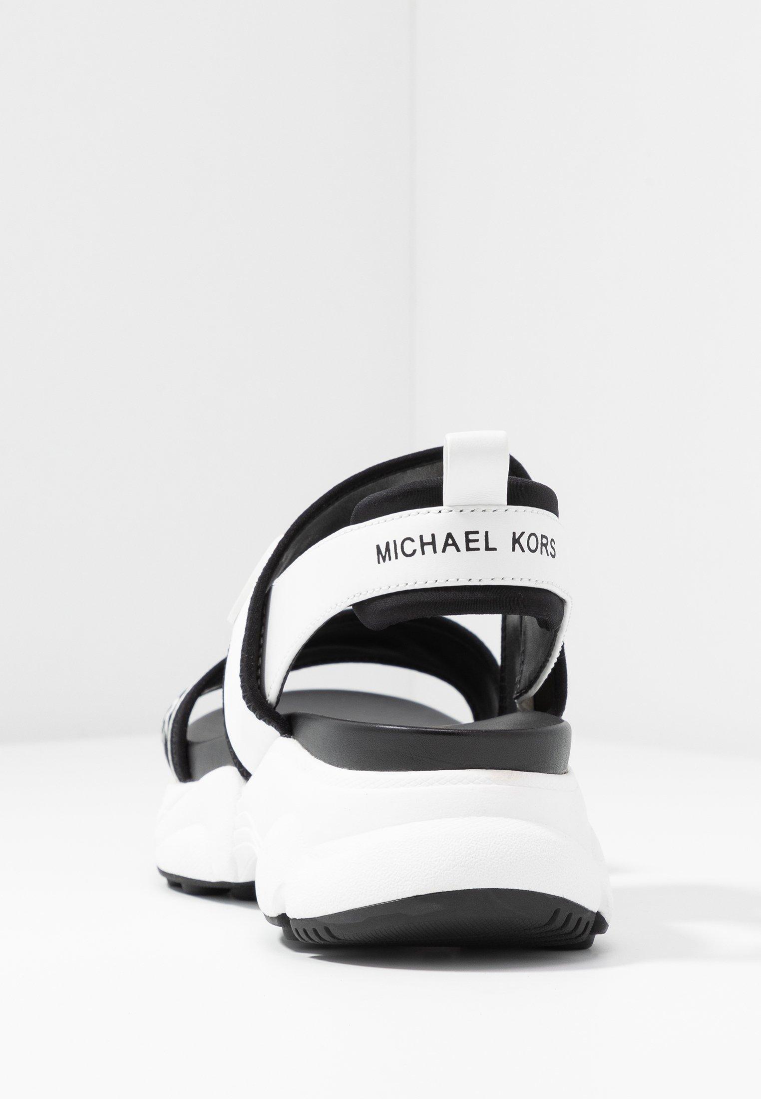 MICHAEL Michael Kors Sandały - optic white