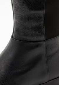 MICHAEL Michael Kors - BROMLEY FLAT BOOTIES - Over-the-knee boots - black - 2