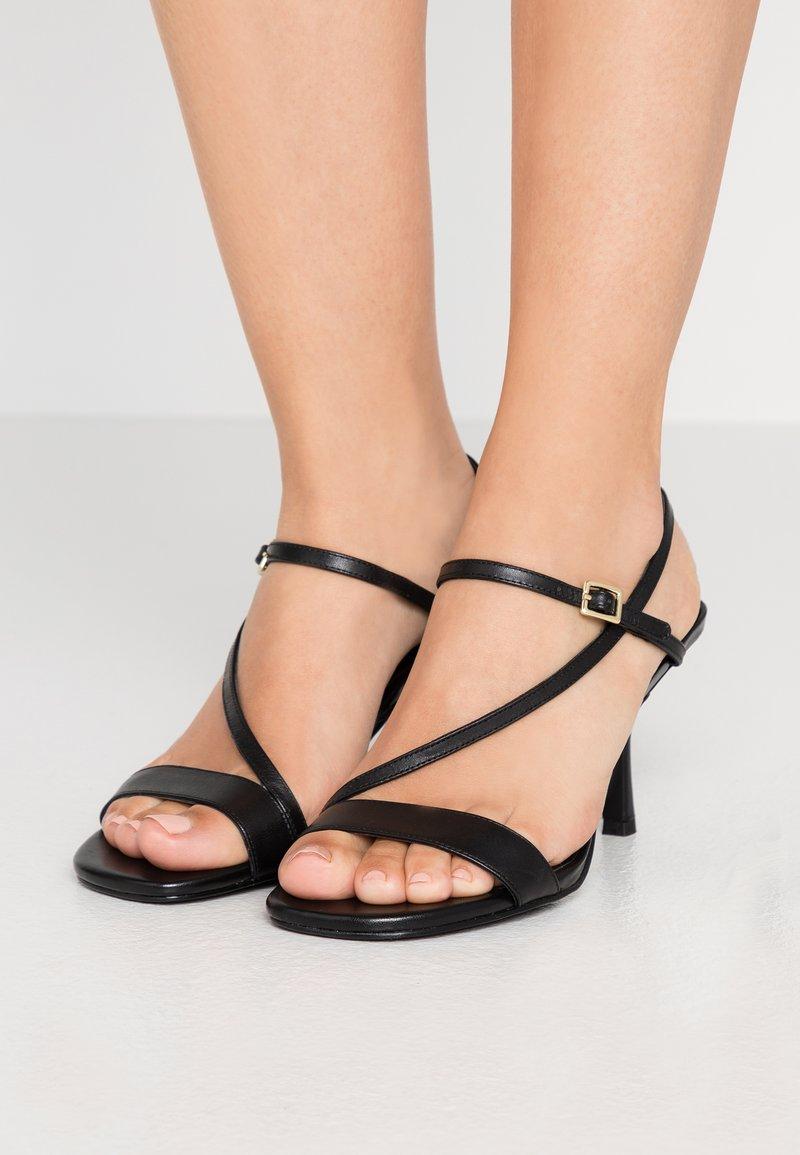 MICHAEL Michael Kors - TASHA  - Sandals - black