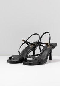 MICHAEL Michael Kors - TASHA  - Sandals - black - 4