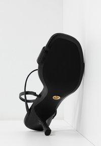 MICHAEL Michael Kors - TASHA  - Sandals - black - 6