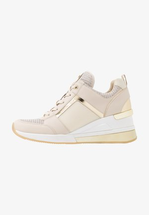 GEORGIE TRAINER EXTREME - Tenisky - champagne