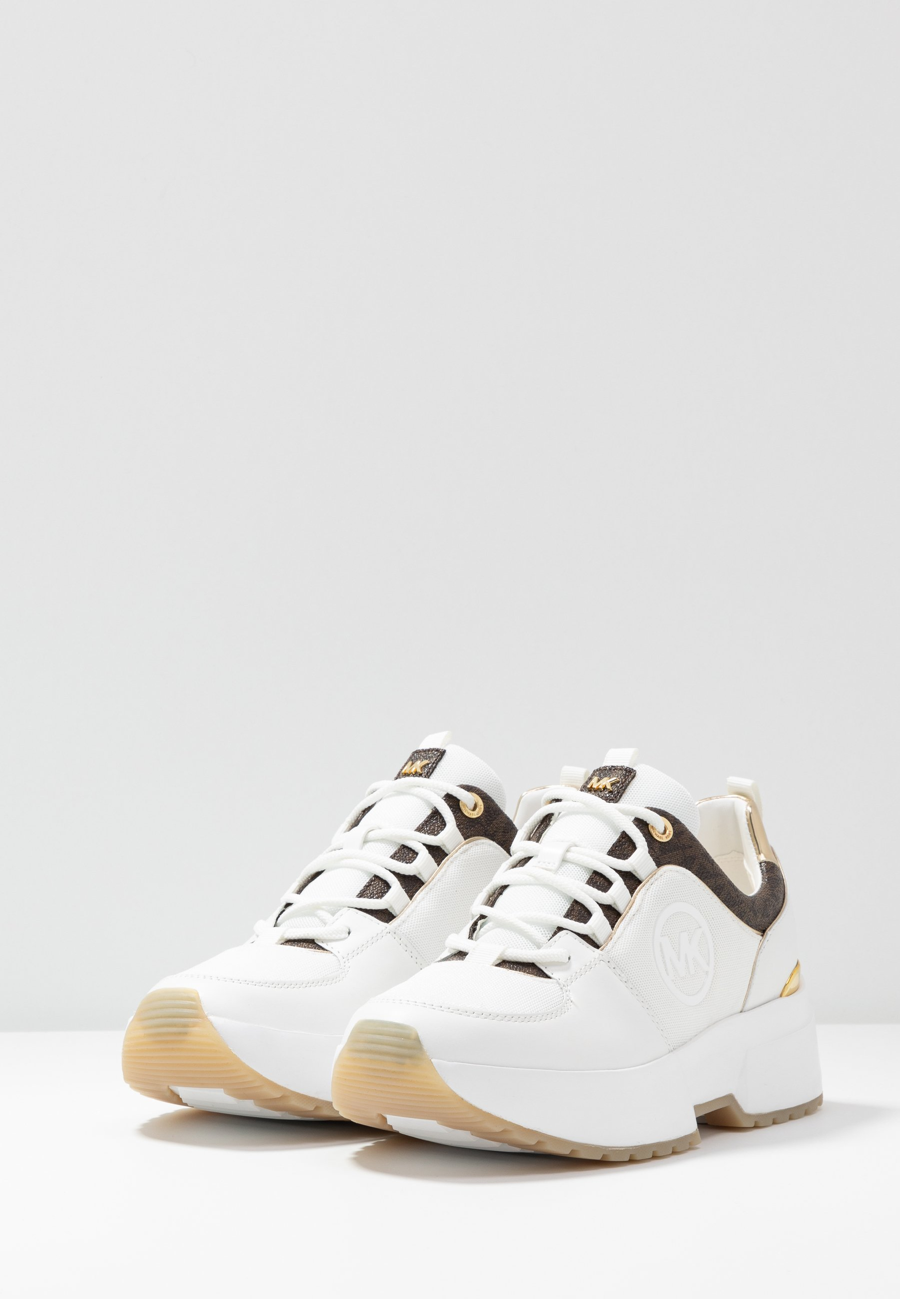 Michael Kors Cosmo Trainer - Sneakers Bright White