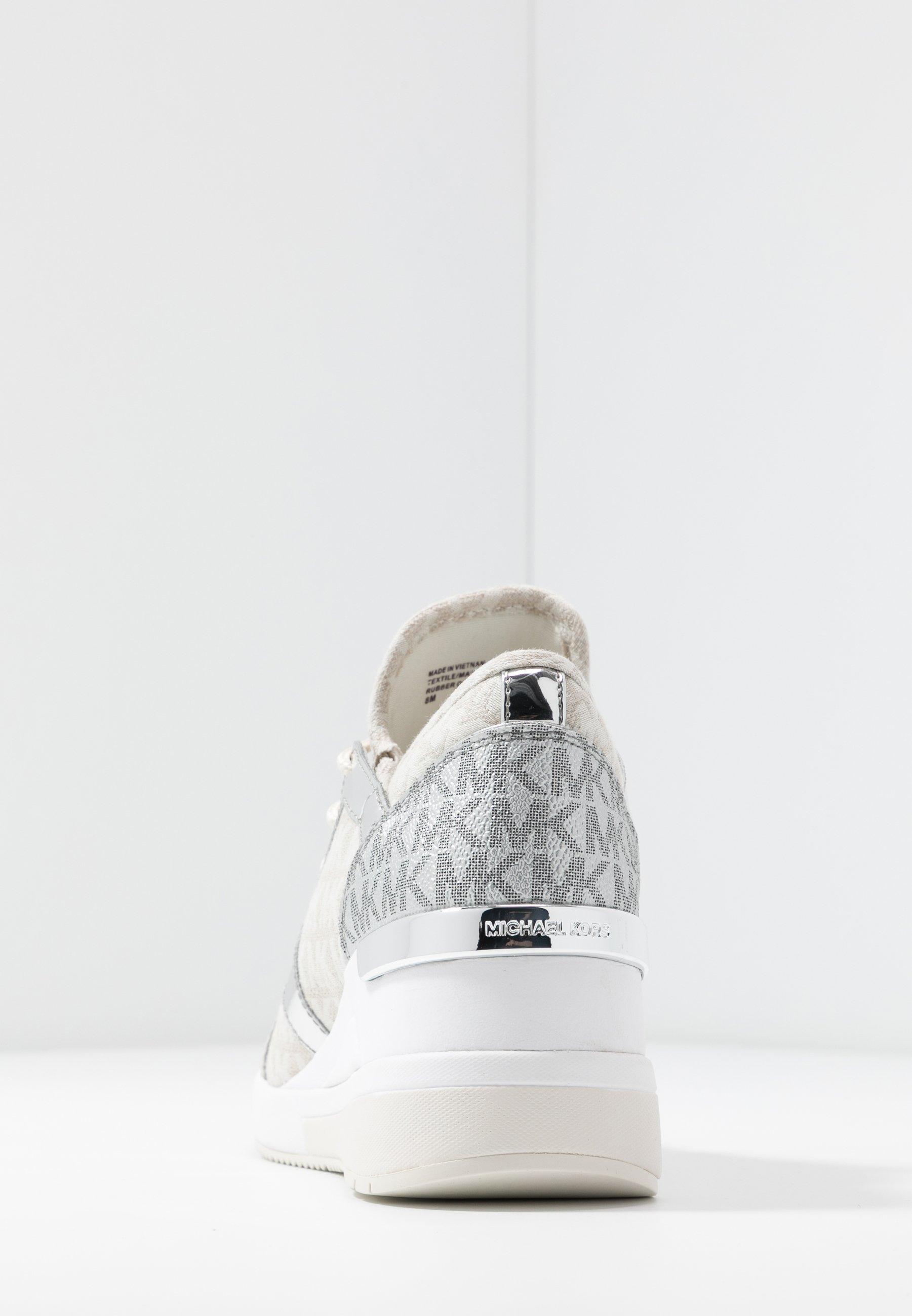 Michael Kors Liv Trainer - Sneaker Low Natural Black Friday