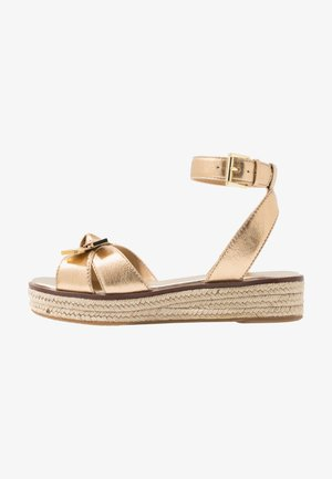 RIPLEY  - Loafers - pale gold