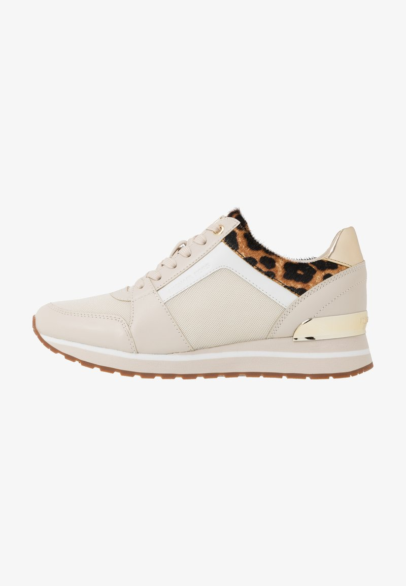MICHAEL Michael Kors - BILLIE TRAINER - Sneakers laag - ecru