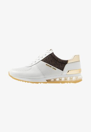 ALLIE TRAINER EXTREME - Sneakers laag - bright white/metallic
