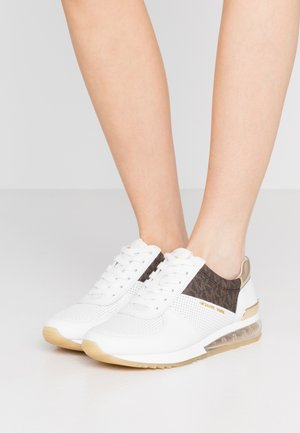 ALLIE TRAINER EXTREME - Tenisky - bright white/metallic