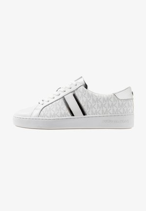 IRVING STRIPE LACE UP - Sneakersy niskie - bright white