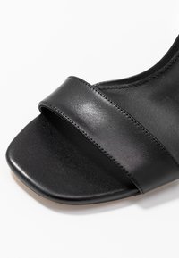 MICHAEL Michael Kors - PETRA ANKLE STRAP - High Heel Sandalette - black - 2