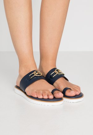 TRACEE  - Tongs - navy
