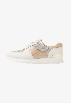ALLIE TRAINER - Sneaker low - gold