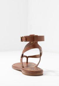 MICHAEL Michael Kors - Sandaler m/ tåsplit - brown - 5