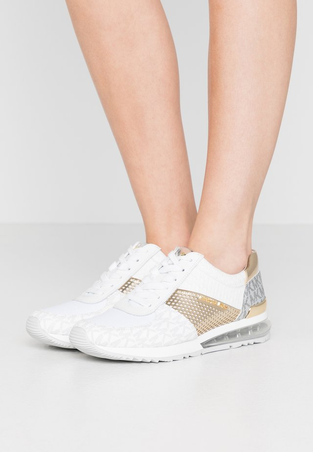 ALLIE TRAINER EXTREME - Joggesko - optic white/pale gold