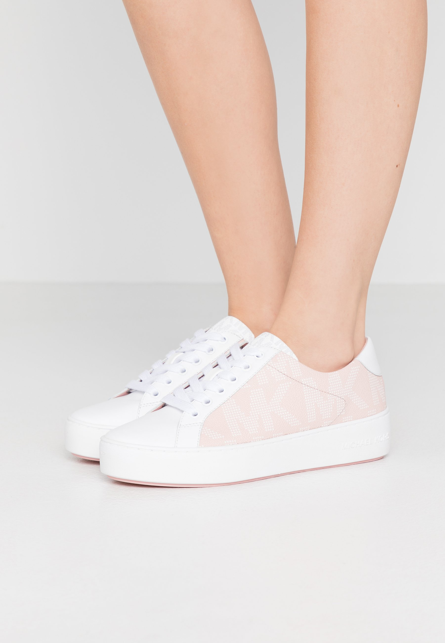 POPPY LACE UP Sneakers laag smokey rose