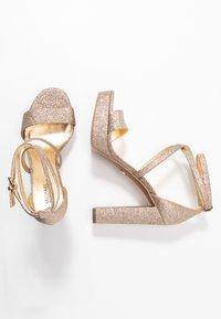 MICHAEL Michael Kors - CHARLIZE PLATFORM - High heeled sandals - multicolor - 3