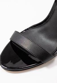 MICHAEL Michael Kors - AVA MID  - Sandals - black/brown - 2