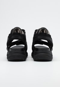 MICHAEL Michael Kors - HARVEY  - Platform sandals - black - 2