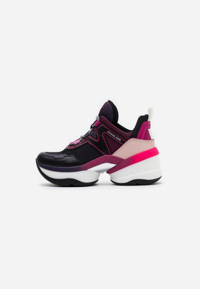 OLYMPIA TRAINER - Sneaker low - dark iris