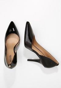 MICHAEL Michael Kors - NATHALIE - High heels - black - 3