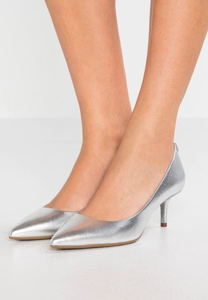 FLEX KITTEN - Classic heels - silver