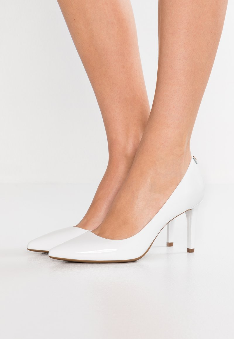 MICHAEL Michael Kors - DOROTHY FLEX - High Heel Pumps - optic white