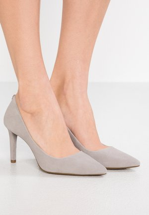 Pumps - pearl grey