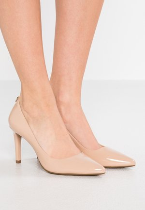 Klassiske pumps - light blush