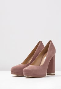 MICHAEL Michael Kors - VALERIE CLOSED TOE - High heels - dusty rose - 4