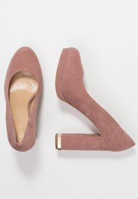 MICHAEL Michael Kors - VALERIE CLOSED TOE - High heels - dusty rose - 3