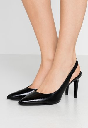 LUCILLE FLEX SLING - Klassiska pumps - black