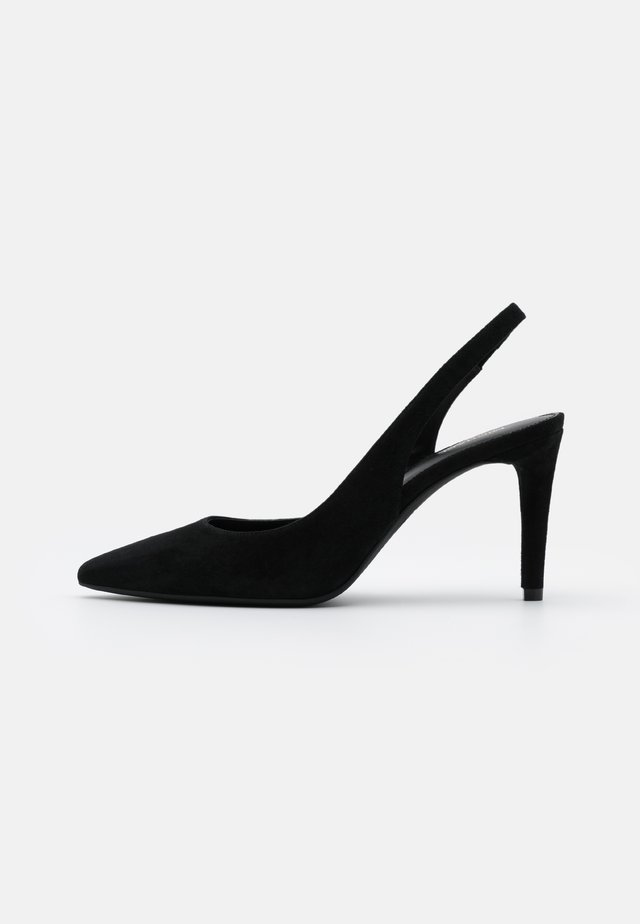 LUCILLE FLEX SLING - High Heel Pumps - black