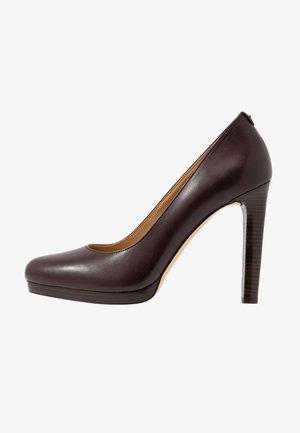 ETHEL - High heels - barolo