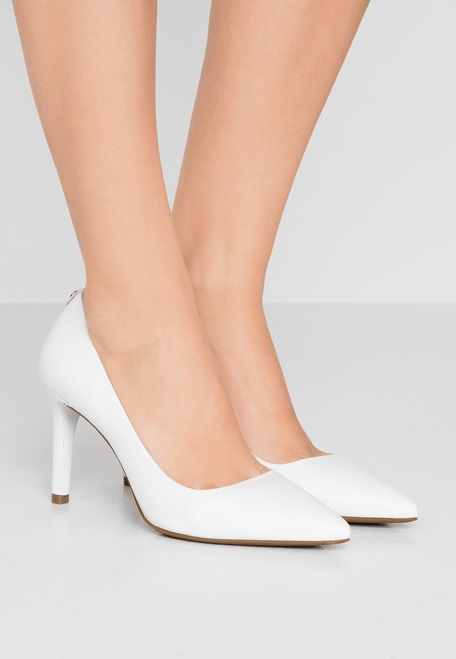 DOROTHY FLEX - Højhælede pumps - optic white