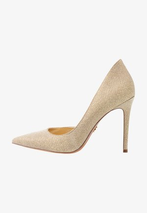 KEKE DORSAY - Klassiska pumps - pale gold