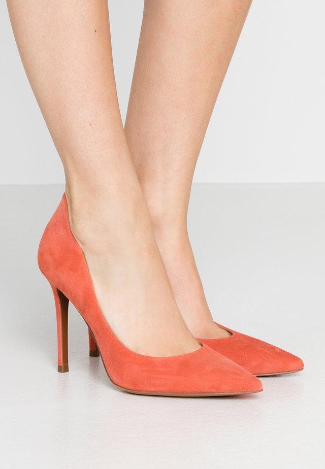 Zapatos altos - pink