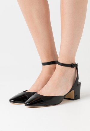 BRIE CLOSED TOE - Classic heels - black