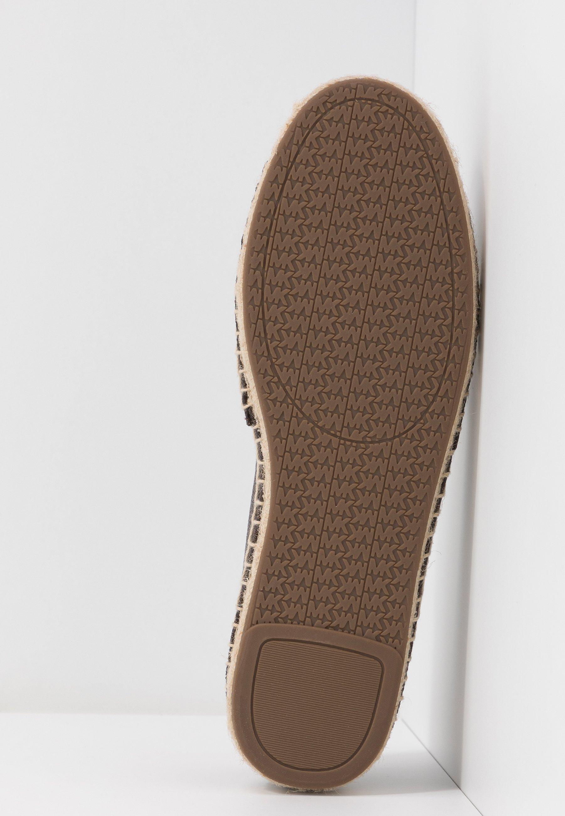 MICHAEL Michael Kors KENDRICK SLIP ON - Espadrilles - brown