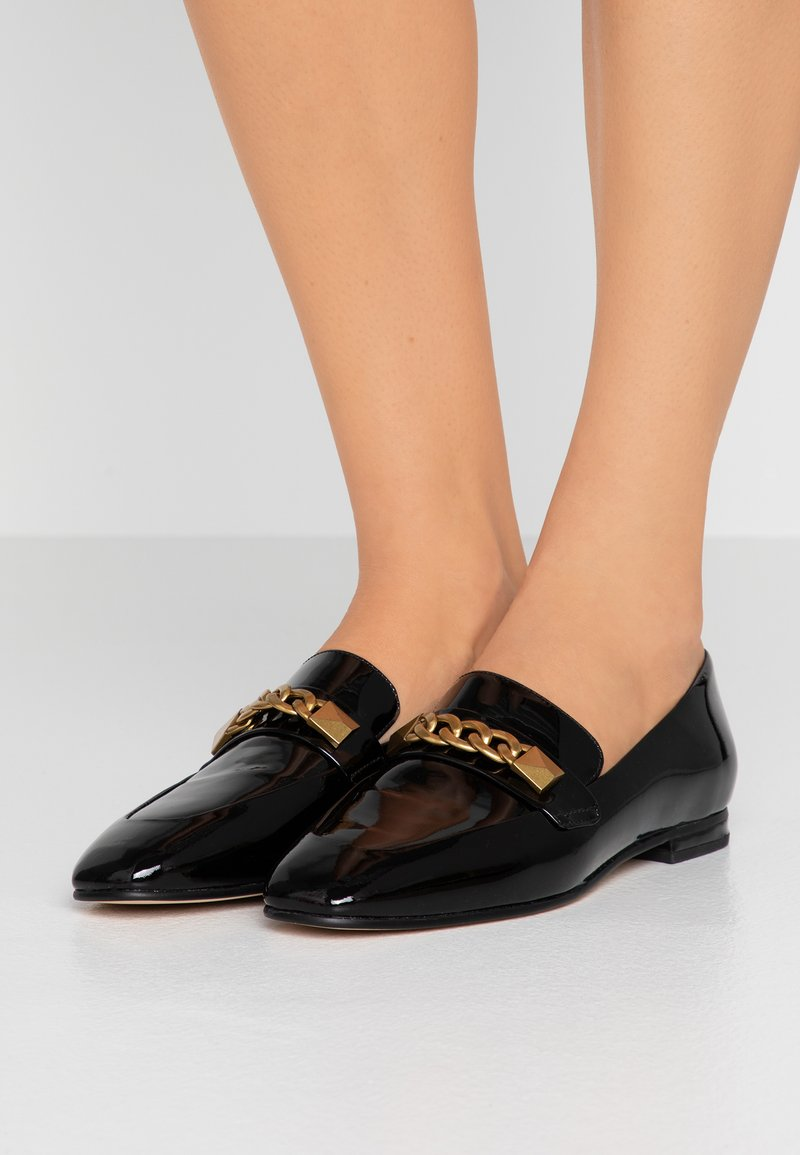 MICHAEL Michael Kors - LOAFER - Slipper - black