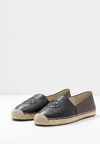 MICHAEL Michael Kors - Espadryle - black/brown - 4