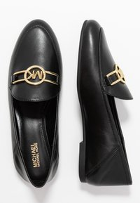 MICHAEL Michael Kors - TRACEE LOAFER - Instappers - black - 3