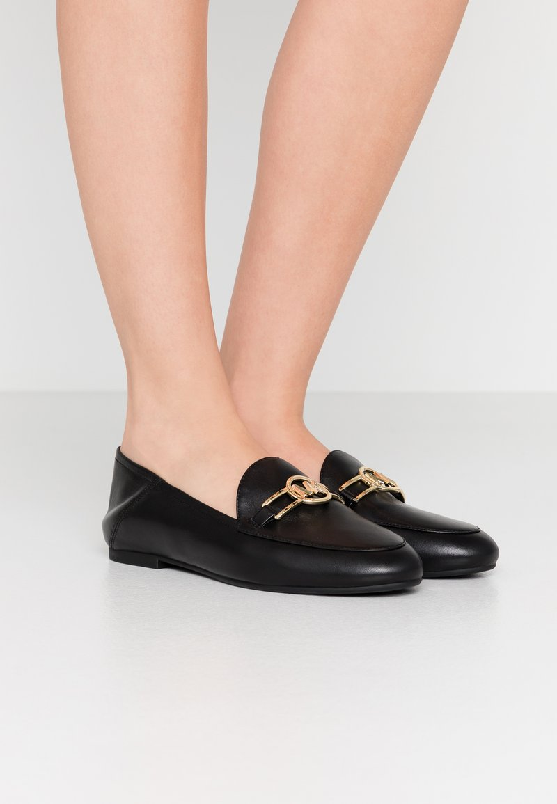 MICHAEL Michael Kors - TRACEE LOAFER - Instappers - black